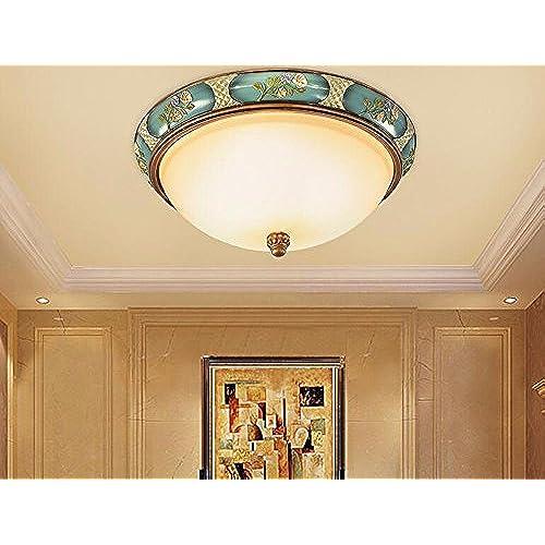 Lighsch Lampes De Plafond Couloirs Moderne Minimaliste Round 48 23cm