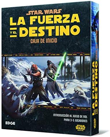 Fantasy Flight Games Star Wars: La Fuerza y el Destino - Caja de Inicio, Juego de Mesa (Edge Entertainment EDGSWF01): Amazon.es: Juguetes y juegos