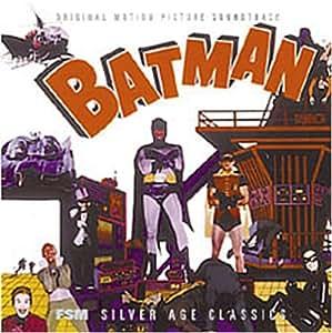 Nelson Riddle Neal Hefti Batman Amazon Com Music