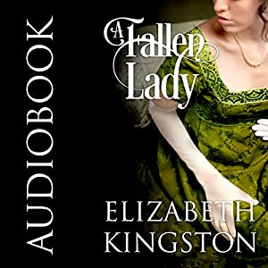 A Fallen Lady Audiobook