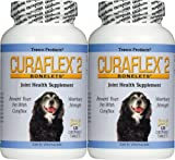 Nutramax Curaflex Bonelets Chewable Tablets for Dogs 240ct (2 x 120ct)