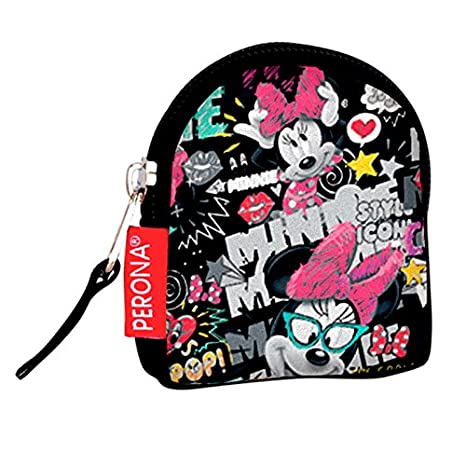 Minnie Mouse Monedero Oval (Montichelvo 54194): Amazon.es ...