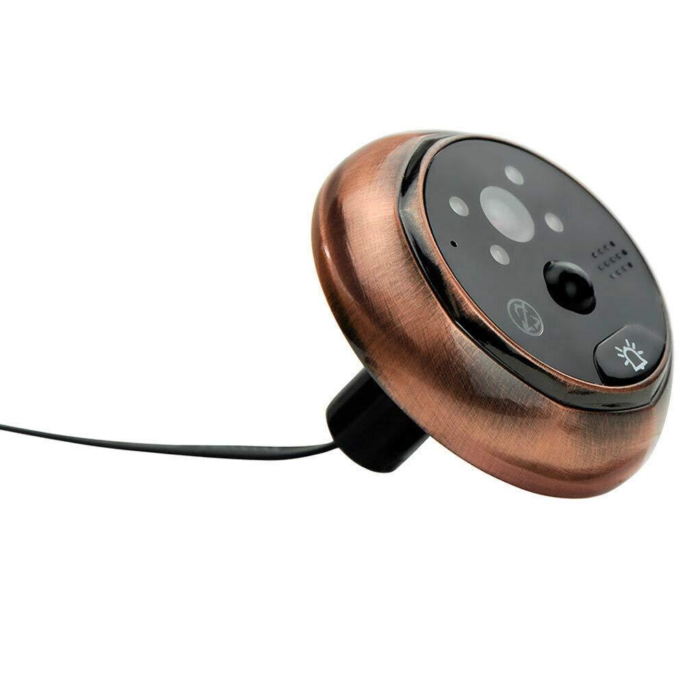 Eosphorus ML Digital TFT 4.3 inch LCD Peephole Doorbell Home Security Night Vision IR Camera by Eosphorus ML (Image #2)