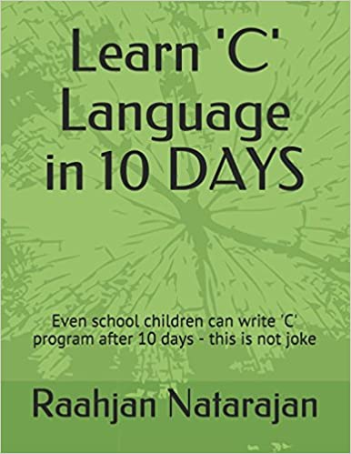 Learn C Book