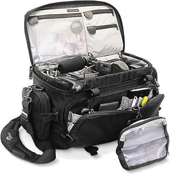 Amazon.com: Lowepro Comercial AW Bolsa de la cámara (Negro ...
