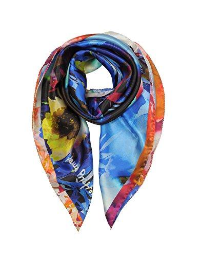 Laura Biagiotti Women's C8454n0504 Multicolor Silk Foulard by Laura Biagiotti