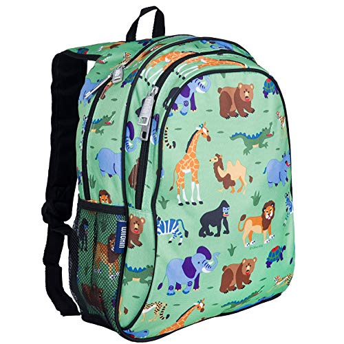 Wildkin 15 Inch Backpack, Wild Animals -