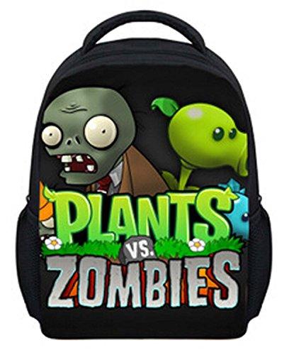 (Unisex Pupils Cartoon Students Schoolbag Backpack (Color C))