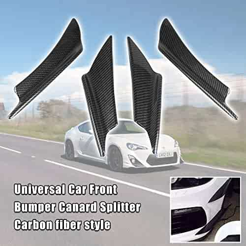 Lightweight 110cm Car Aluminum Single Deck Rear GT Style Racing Spoiler Wing