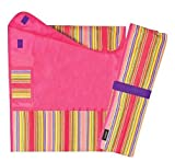 Clover Getaway Single Point Knitting Needle Case-15''X13.75'' Multicolor