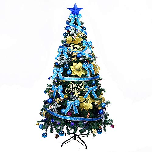 aooki 6ft pop up christmas tree with stand green tinsel collapsible artificial christmas tree for