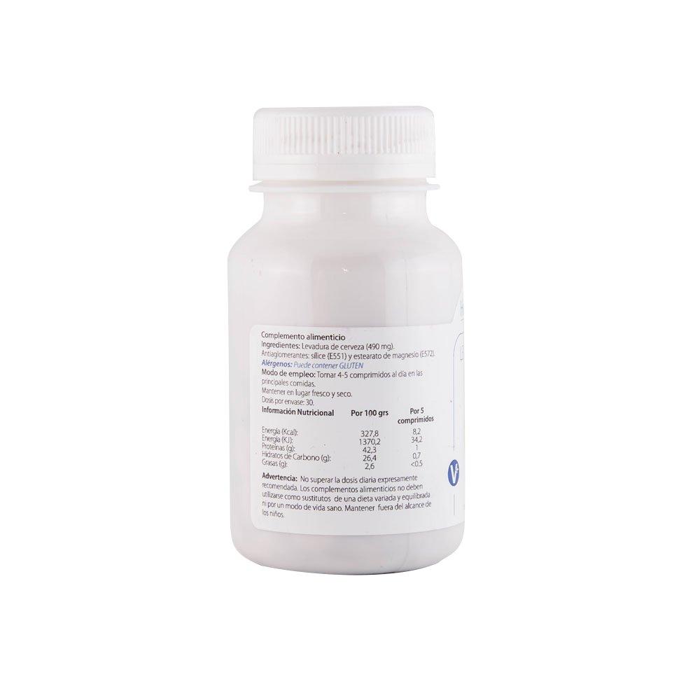 H4U Five Pack Levadura de Cerveza 150 comprimidos de 500 mg-: Amazon.es: Salud y cuidado personal