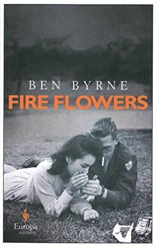 book cover of Fire Flowers