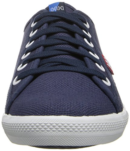 Sneakers 597 Canvas Fjord Hansen Oslo White Helly Damen Blau Navy w6Aztq