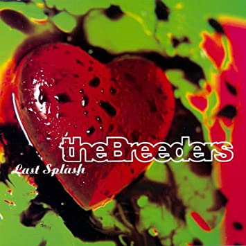 Last Splash The Breeders album cover