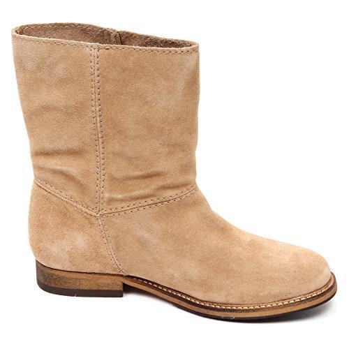 Shoe Biker Armani Beige D2760 Donna Jeans Boot Aj Stivale qxRxZCwT