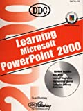 Learning PowerPoint 2000, DDC Publishing Staff, 1562437062