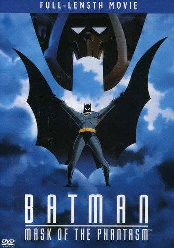 Thing need consider when find batman mask of the phantasm dvd?