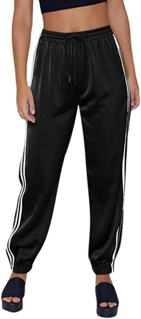Pantalón De Chándal para Mujer Pantalón De Pantalón Pitillo ...