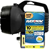 Rayovac Value Bright 85-Lumen 6V 10-LED Floating Lantern with Battery (EFL6V10LED-B)