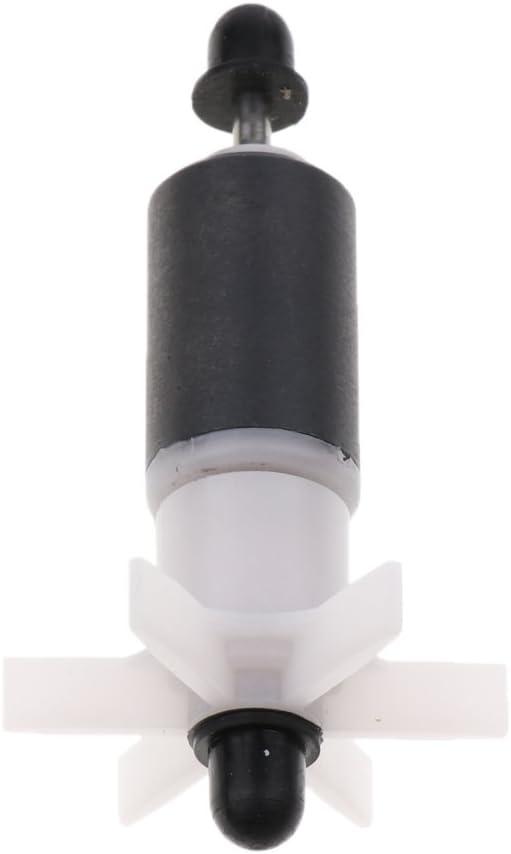 70 mm Homyl Rotor de Repuesto F/ácil de Reemplazar Complimentos para Bomba de Estanque C/ómodo