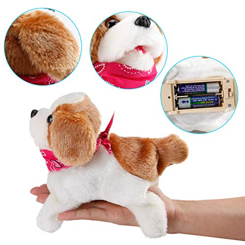 Liberty Imports Cute Little Puppy - Flip Over Dog, Somersaults, Walks, Sits, Barks by Liberty Imports (Image #4)