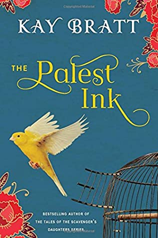book cover of The Palest Ink