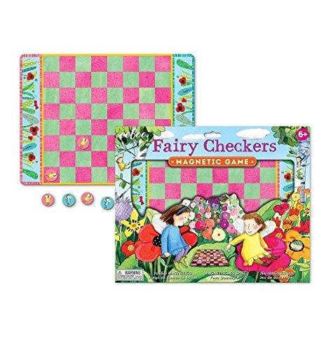 eeBoo eeBoo Fairy Checkers Magnetic Magnetic Fairy Game [並行輸入品] B077S86QKD, こころあ堂:ca9a8f20 --- itxassou.fr