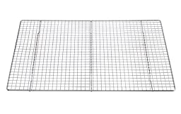 Mrs. Anderson's Baking Professional Big Sheet Baking and Cooling Rack,  21-Inches x 14.5-Inches