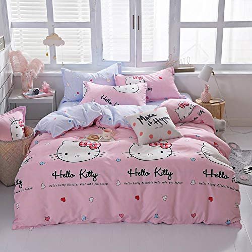 Papa&Mima Scandinavian Duvet Cover Set - Microfiber Polyester - Wrinkle, Fade, Stain Resistant - Hypoallergenic - 3 Pieces - Twin - 61