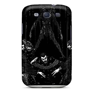 Scratch Protection Hard Phone Case For Samsung Galaxy S3 With Support Your Personal Customized Trendy Three Days Grace Pattern CristinaKlengenberg