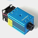 Laser Module Blue 5.5W DIY EleksMaker EL01-5500mW 445nm PWM Modulation 2.54-3P for Laser Cutter Engraver