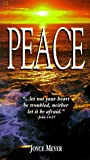 Peace, Joyce Meyer, 0892749245