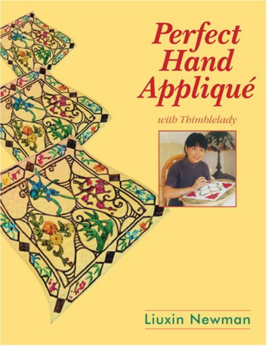 Perfect Hand Applique With Thimblelady +DVD