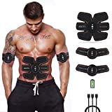 Ultimate ABS Stimulator Rechargeable Wireless Muscle Toner AB Toner Belt Electric Fat Burner