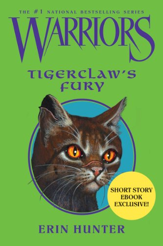 Warriors Tigerclaws Fury Erin Hunter ebook product image
