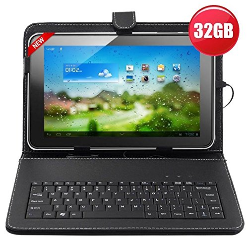 """32GB (16GB+16GB) 10.1""""inch Android 4.4 Quad-Core Touch Scr"""