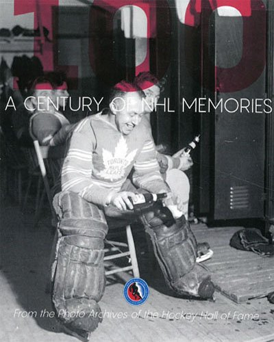 A Century of NHL Memories: Rare Photos from the Hockey Hall of Fame