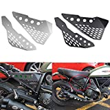 Motorcycle Accessories Aluminum Side Mid frame
