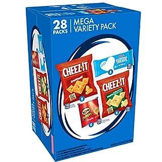 Mega Variety Pack, Snacks, Variety Pack, 28.1oz Box (28 Count)
