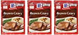 Mccormick Brown Gravy Mix .87 Oz. (Pack of 3)
