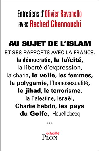 Au sujet de lIslam (French Edition) by [GHANNOUCHI, Rached,