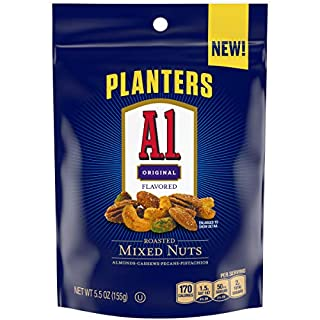 Planters A.1. Original Flavored Roasted Mixed Nuts (5 oz Bag)