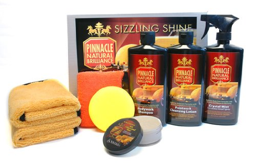 Pinnacle Souveran Mini Sizzling Shine Kit