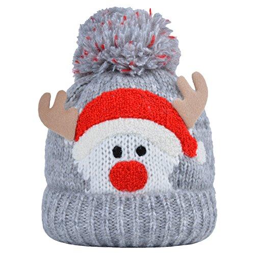 Fascigirl Boys Girls Baby Winter Warm Knit Hat