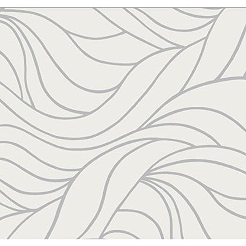Nouveau Swirl 3380022 Window Film (3 Rolls) (Nouveau Swirls)