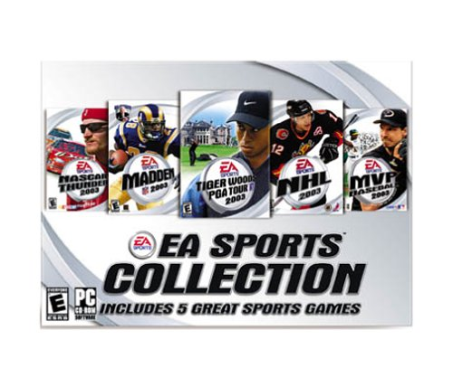 Buy The EA Sports Collection - PC Online at Low Prices in