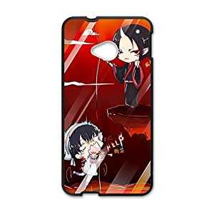 Creative Black Butler Cell Phone Case For HTC M7