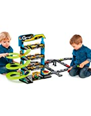 Amazon Co Uk Kids Play Vehicle Garages