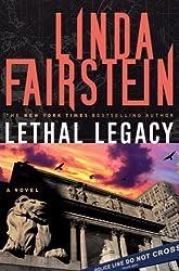 Lethal Legacy (Alexandra Cooper Novel): A Novel (Alex Cooper Book 11)